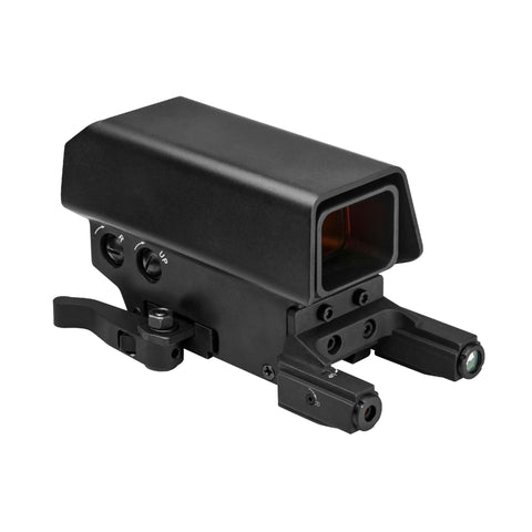 Urban Dot Sight-Green Laser-Red & White Led Nav