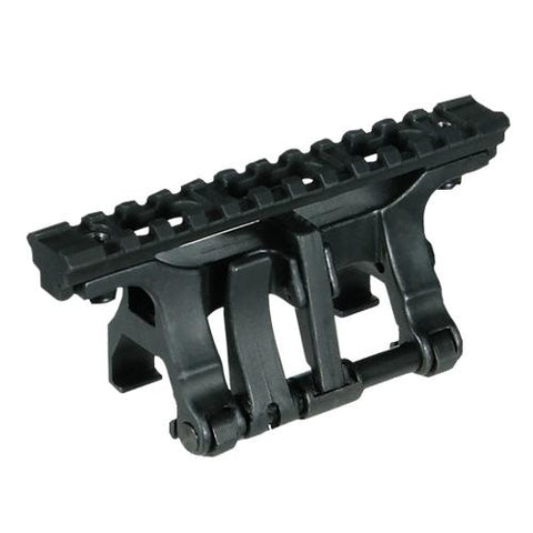 UTG MP5 Steel Claw Mount with STANAG to Picatinny Adaptor, Black