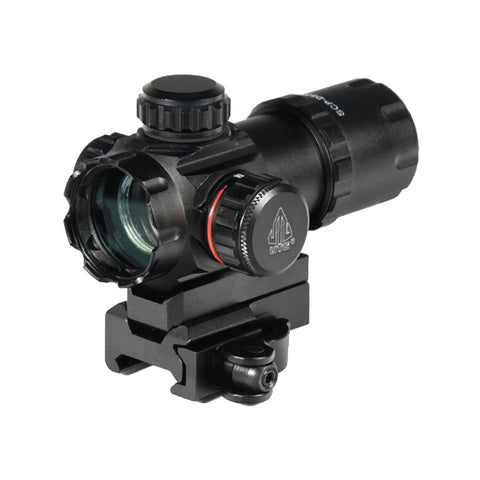 UTG ITA R-G CQB Dot Sight w-QD Mount - 3.9""
