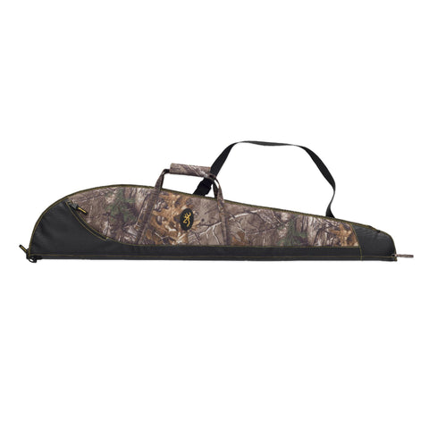"Rugged Flex Rifle Case - 48"", Realtree Xtra-Black"