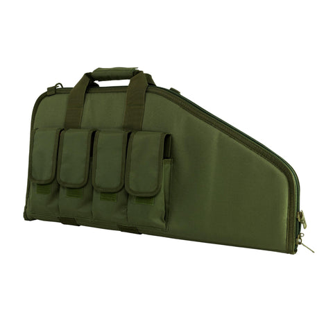 "28"" Tactical Subgun AR and AK Pistol Case - Green"