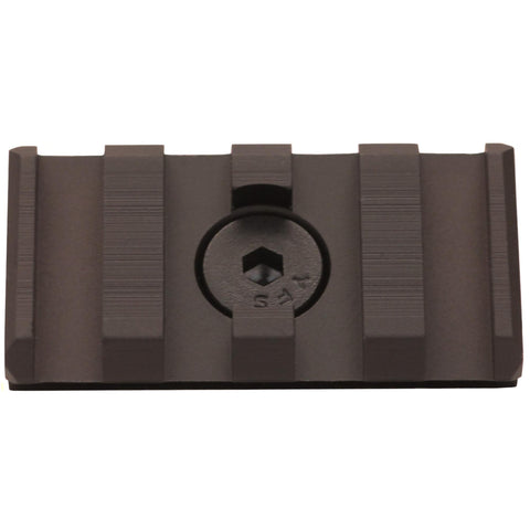 UTG Pro M-LOK Picatinny Rail Section - 4 Slot, Black