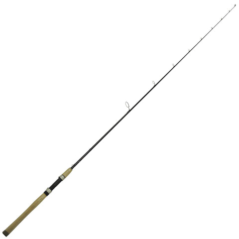 Wright & McGill Walleye Spinning Rod - 7' Length, 1 Piece Rod, Medium-Light Power