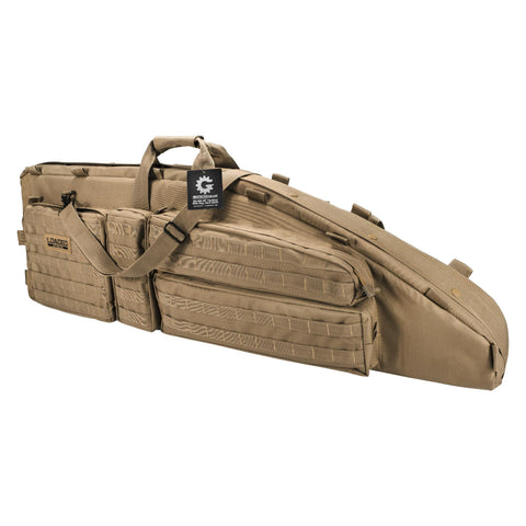 "Tactical Dual Rifle Bag - RX-600, (46""), Dark Earth"
