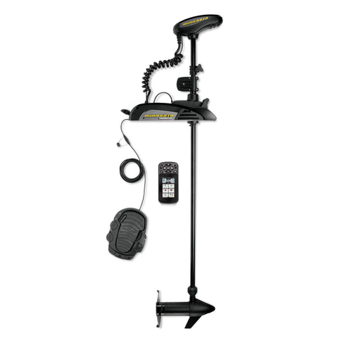 "Terrova 55 Trolling Motor - US2, 54"" Shaft Length, 55 lbs Thrust, 12 Volts with i-Pilot Link and Bluetooth"