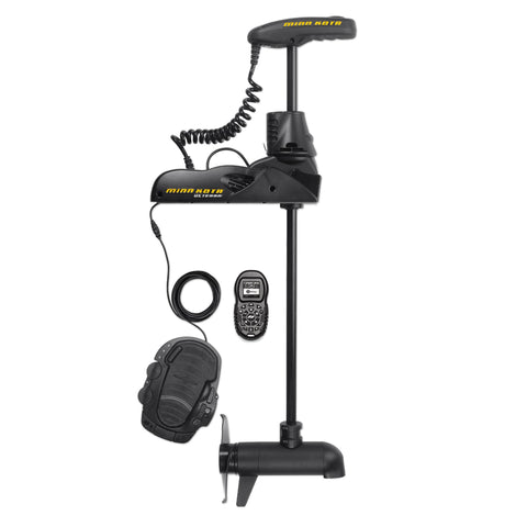 "Ulterra 80 Trolling Motor - 45"" Shaft Length, 80 lbs Thrust, 24 Volts with i-Pilot and Bluetooth"