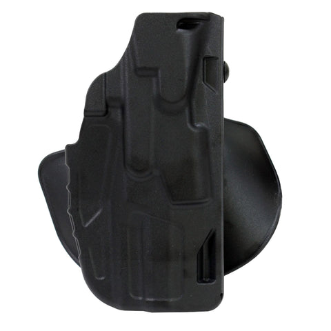 7378 7TS ALS Open Top Concealment Paddle Holster - H&K P30, Black, Right Hand