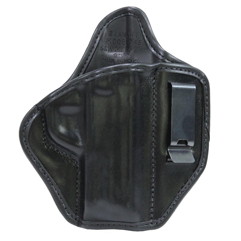 145 Allusion Subdue IWB Holster - Smith & Wesson M&P 9-40, Black, Right Hand
