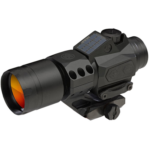 Romeo6T 1x30mm Red Dot Sight - Circle Dot Reticle, Graphite