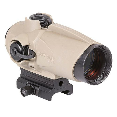 Wolverine FSR Red Dot Sight, Flat Dark Earth