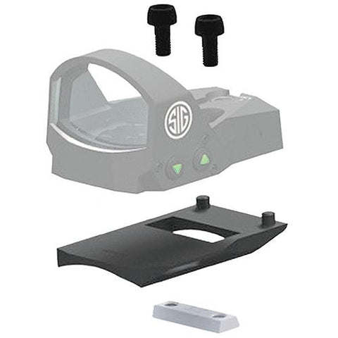 Romeo1 Handgun Mount Kit - Springfield XD, Black