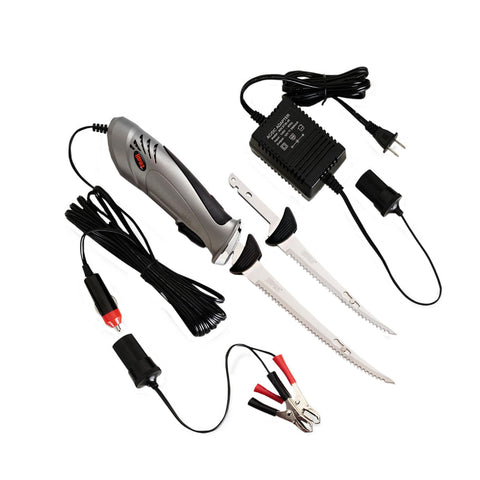 Heavy Duty Electric Knife - Deluxe, AC-DC