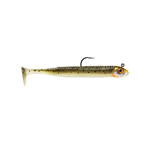 "360GT Searchbait Lure - 4 1-2"" Length, 1-4 oz Weight, Smelt, Per 1"
