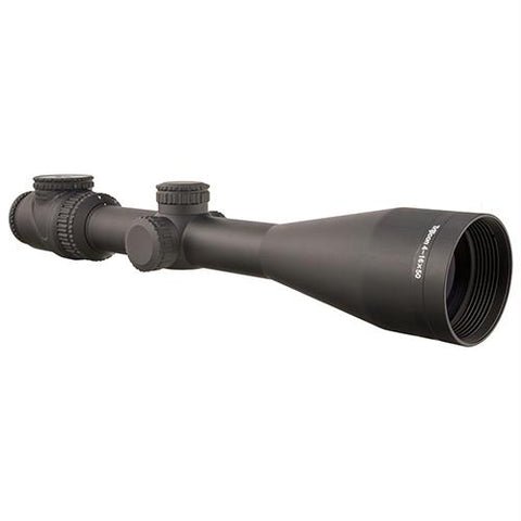 AccuPoint 4-16x50mm Riflescope - 30mm Tube, MIL-Dot Crosshair with Green Dot, Black