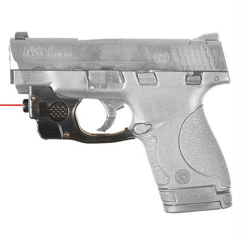 Trigger Guard Mounted Red Laser - Smith & Wesson Shield