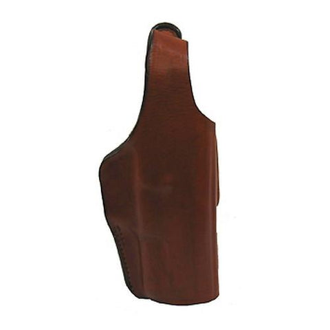 19L Thumbsnap Holster - Plain Tan, Size 04, Right Hand