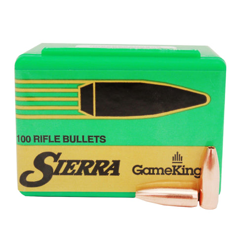 22 Caliber - GameKing, 55 Grains, Hollow Point Boat Tail, Per 100