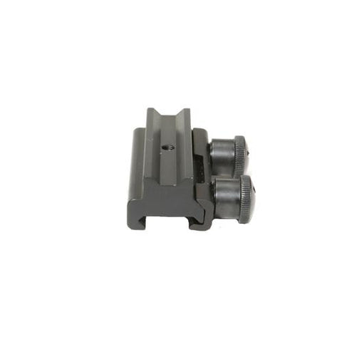Thumbscrew Mount - 1.5x16S, 1.5x24, 2x20, 3x24 and 3x30 ACOG Models, Black