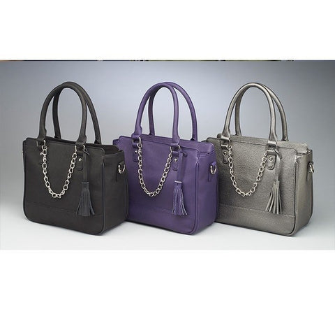 GTM-52 PARK AVENUE TOTE – 3 COLORS