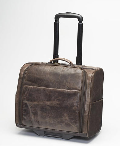 GTM – 816 DISTRESSED BUFFALO ROLLING RANGE BAG