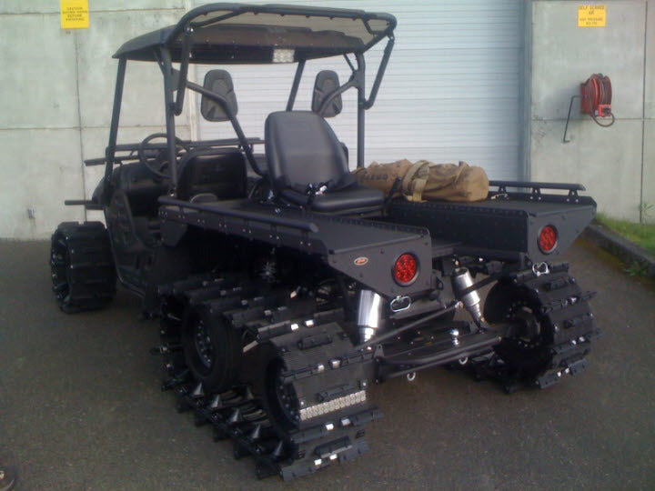Utv Track Kit By 4orce Mobility 4m