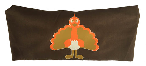 Gobble Turkey Wicking Headband