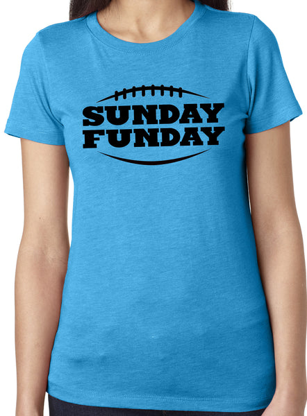 Women's Sunday Funday Tri Blend T-Shirt