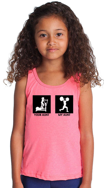 Sale - My Aunt Youth Tank Top