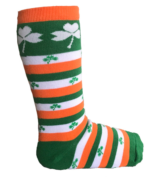Youth & Junior St. Patrick's Day Socks