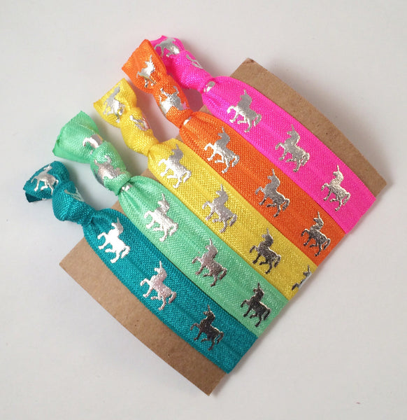 Unicorn Hairties