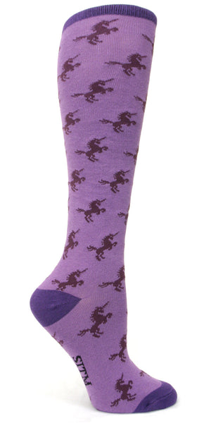 Unicorn Knee Socks