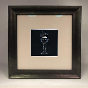 Ball & Vase Illuminated Frame