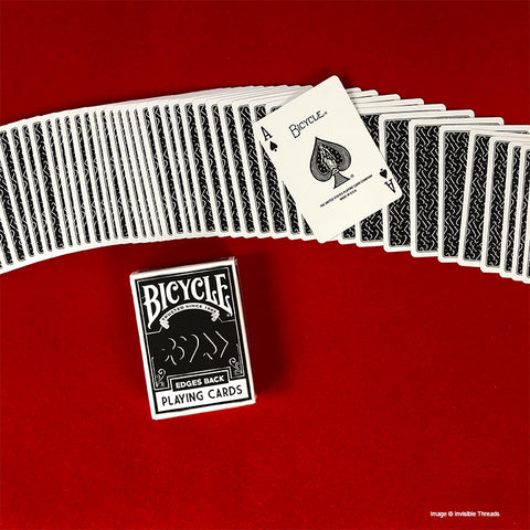 Bicycle® EDGES® Playing Cards - USPCC