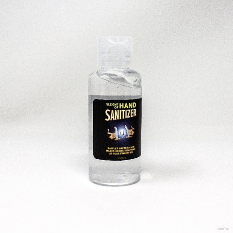 Sleight of Hand Sanitizer™ 2oz.