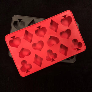 Poker Ice Tray