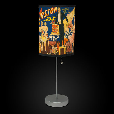 "Thurston ""All out of a Hat"" Lamp"