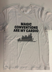 Magic Conventions are my Cardio