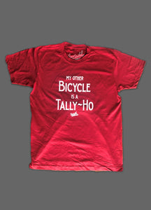 My Other Bicycle tee