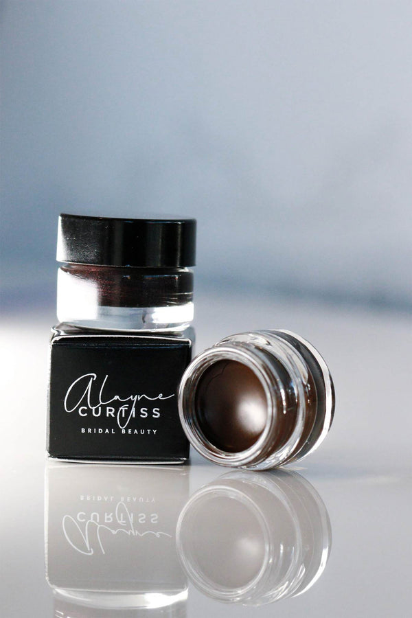 Chocolate Mousse Cry-proof Creme Gel Eyeliner