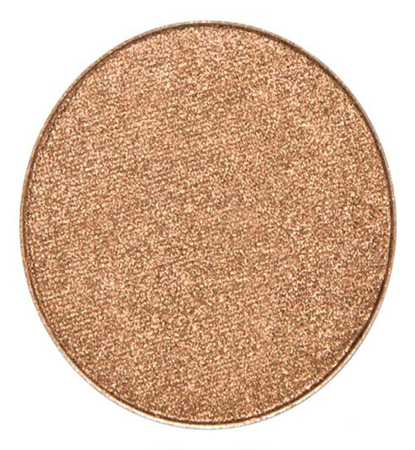 Golden Babe Satin Shimmer Powder Eyeshadow