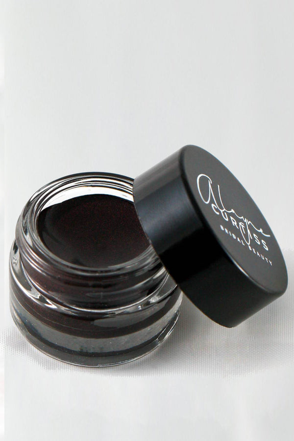 Black Cherry Cry-proof Creme Gel Eyeliners