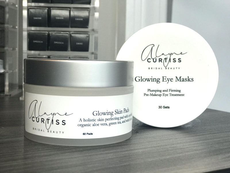 Alayne Curtiss Glowing Eye Masks