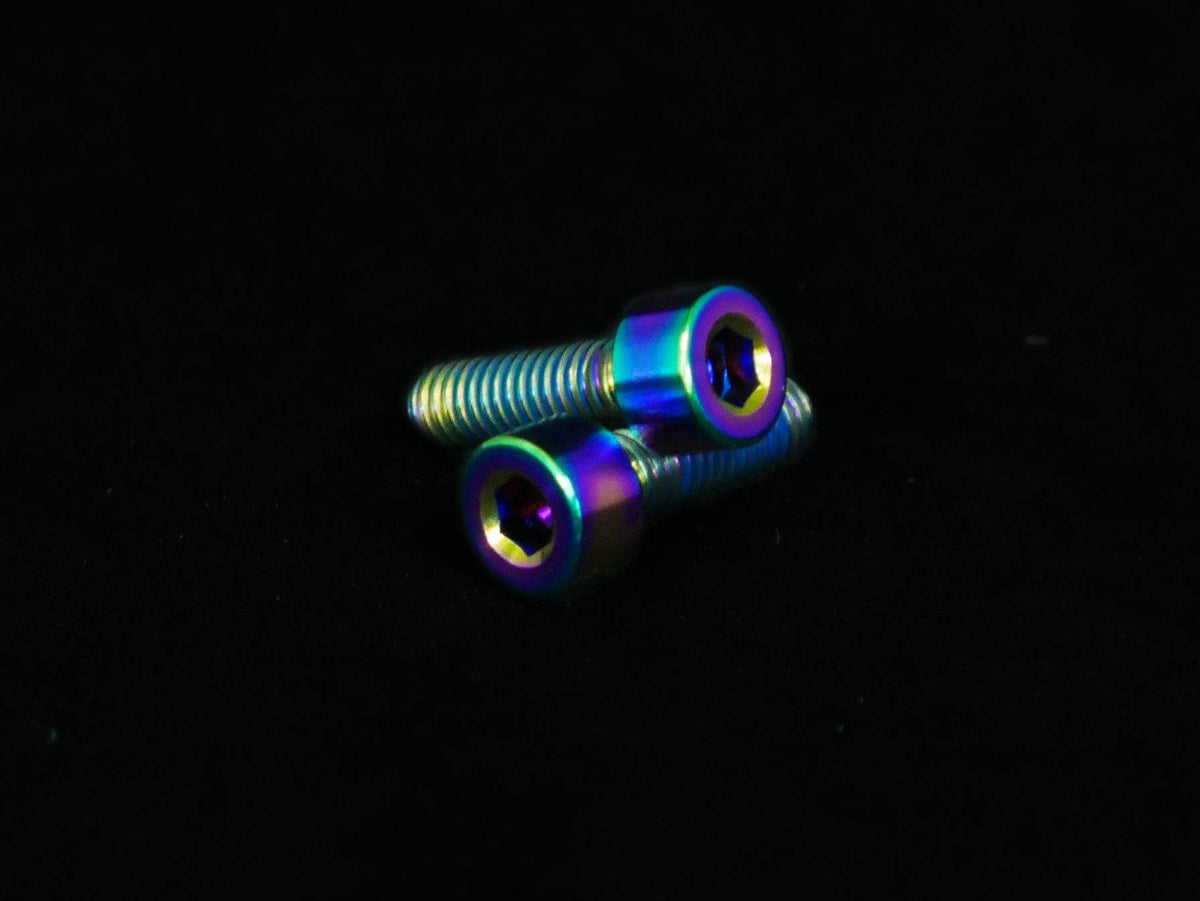 Titanium Motor Screws (M4 X 13) Lacroix Boards