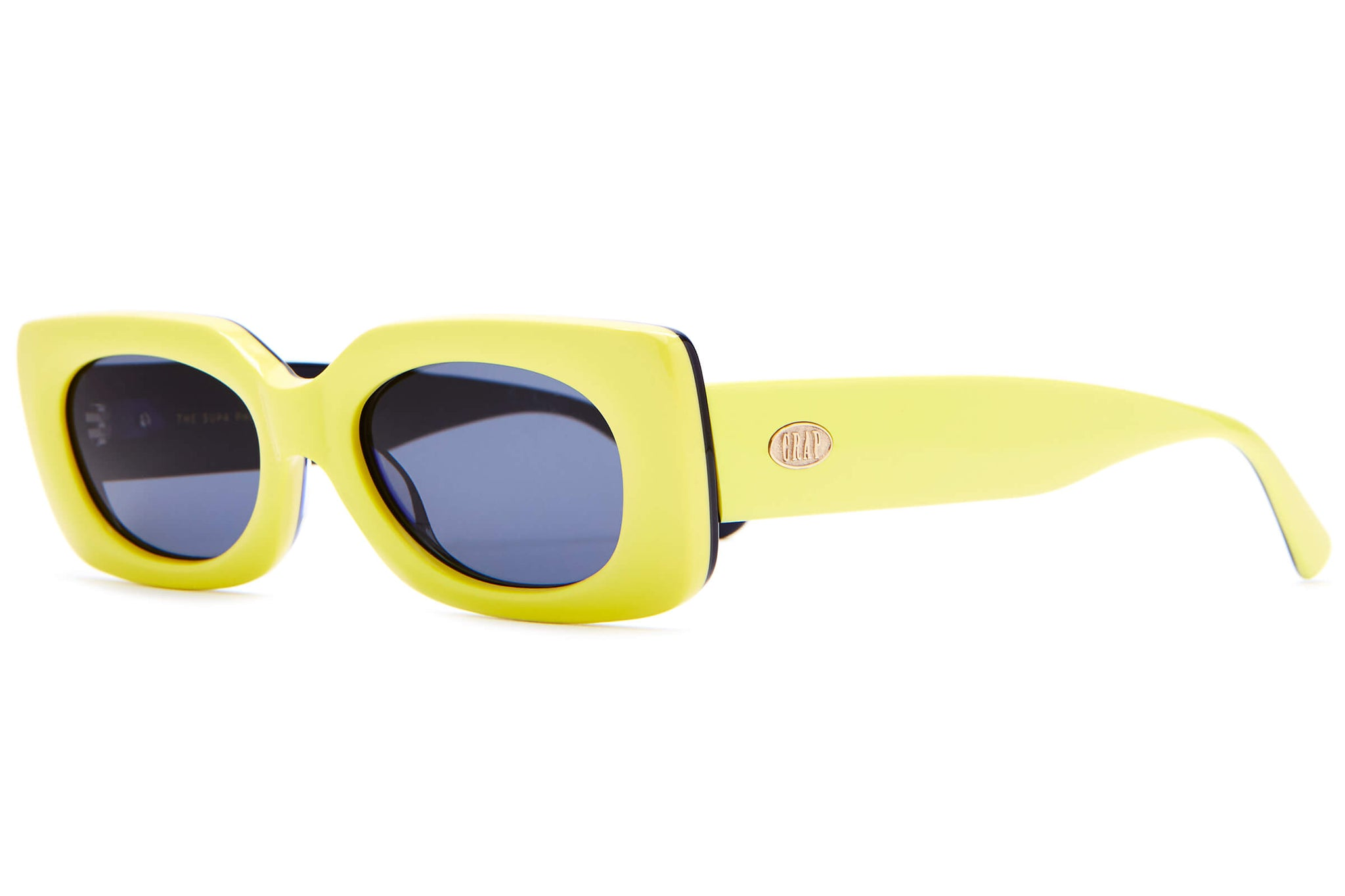The Supa Phreek - Emma Chamberlain Neon Yellow
