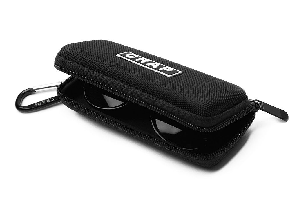 Travel Case - Black - Ballistic Nylon - Accessories