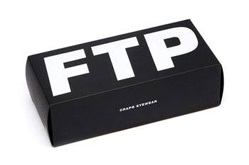 The FTP Loc - Reflective Grey - / Grey - Sunglasses