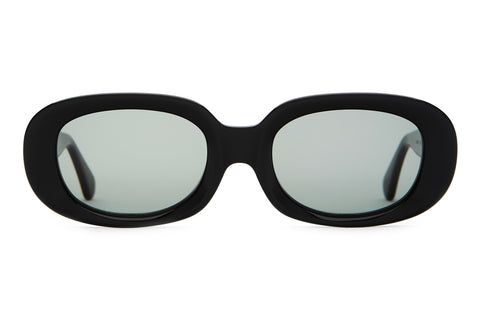 The Bikini Vision - Black - / Vintage Green - Sunglasses