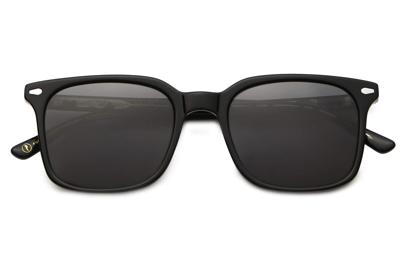 The Conga Jet - Black - / Polarized Grey - Sunglasses