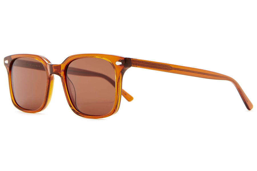 The Conga Jet - Crystal Bourbon - / Amber - Sunglasses