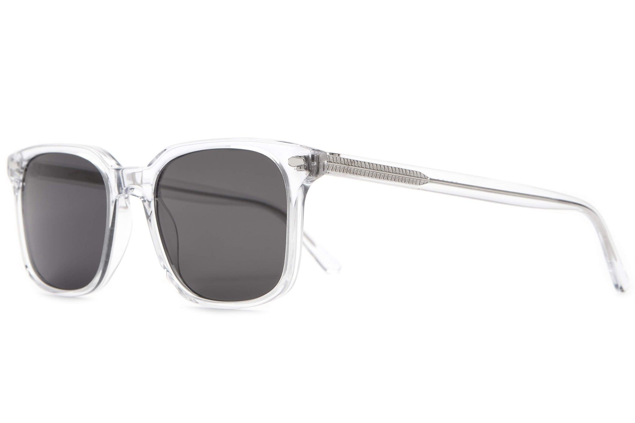 The Conga Jet - Crystal - / Grey - Sunglasses